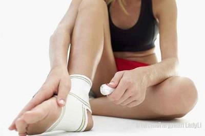 Что делать при вывихе голеностопного сустава