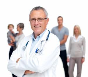Медицинская помощь в лечении ушибов