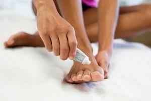 Лечение травмированной стопы