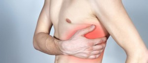 Повреждение грудной клетки – перелом