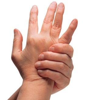 Вывих пальца на руке: симптомы и решение проблемы